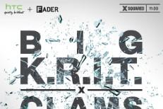 "Big K.R.I.T. - ""Moon And Stars (Clams Casino Remix)"""
