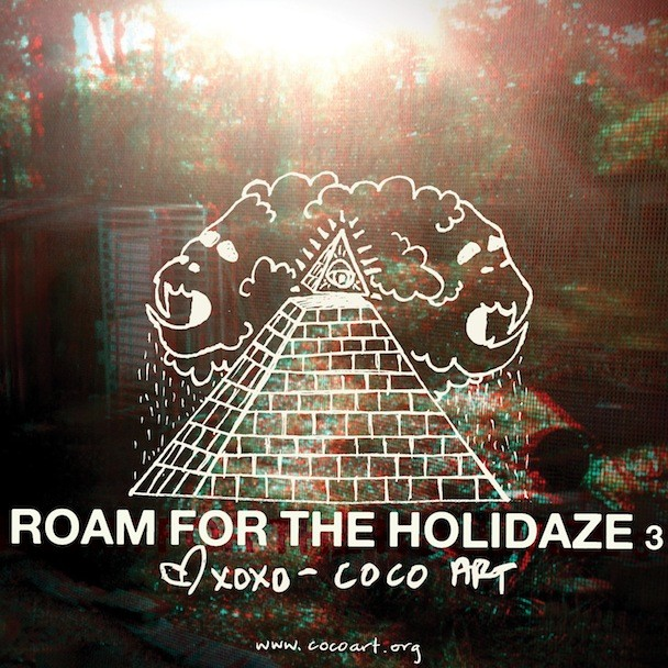 CoCo Art Roam For The Holidaze: Vol. 3