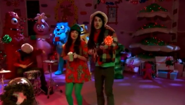 Cults on Yo Gabba Gabba