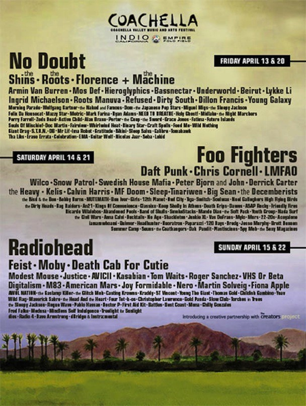 Fake Coachella