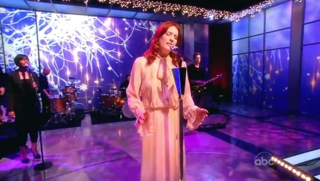 Florence And The Machine on The View