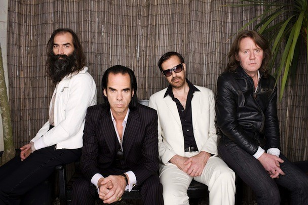 Grinderman Splits Up
