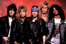 Axl Mulls GN'R Rock Hall Reunion