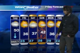 And Here's Jeff Tweedy With The Weather
