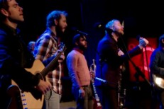 Watch Justin Vernon Join The National Onstage