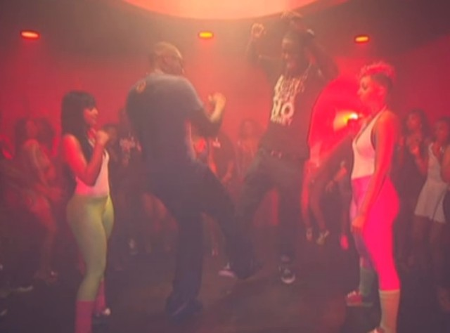 "Meek Mill - ""House Party"" Video"