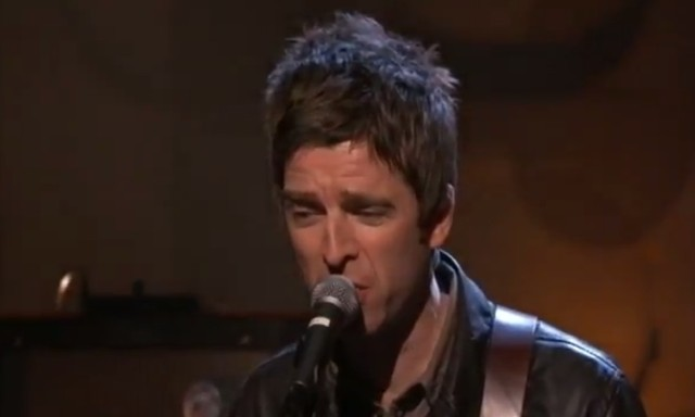 Noel Gallagher on Conan