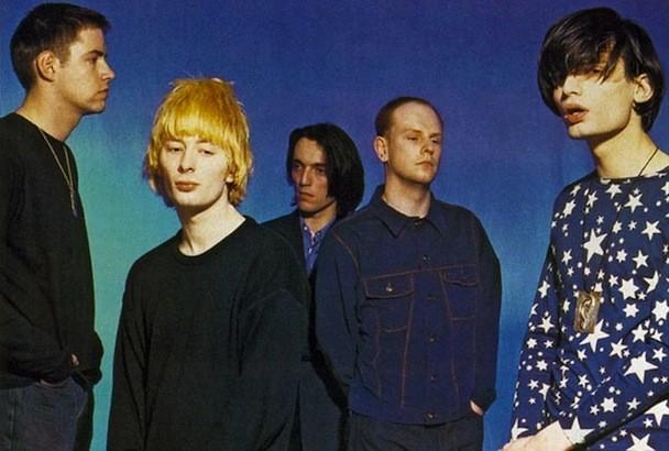 Radiohead 1995 Portrait