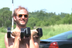 Bon Iver Gets Huge In This Fitness DVD Trailer