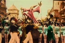Watch Part Of The Air-Scored <em>Le Voyage Dans La Lune</em>