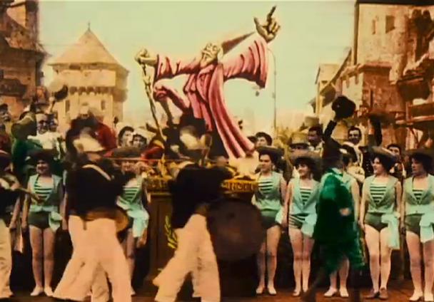 Watch More Of Air-Scored 'Le Voyage Dans La Lune'