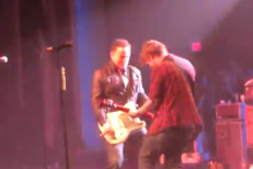 Springsteen Joins Gaslight Anthem In Asbury Park