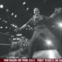 Van Halen Announce 2012 Tour