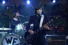 Wild Flag on Letterman