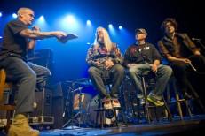 Dinosaur Jr., Pierced Arrows @ The Music Box, Hollywood 12/14/11