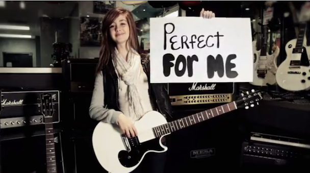 Best Coast & Wavves Soundtrack Guitar Center Holiday Ad