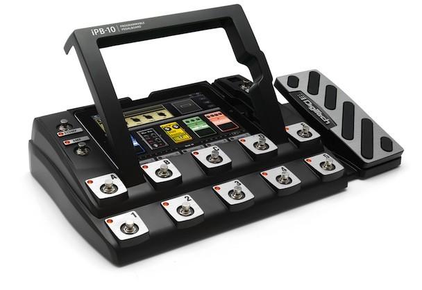 Win A $500 DigiTech iPB-10 Programmable Pedalboard