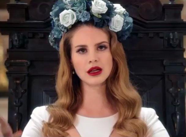 "Lana Del Rey – ""Born To Die"" Video - Stereogum"