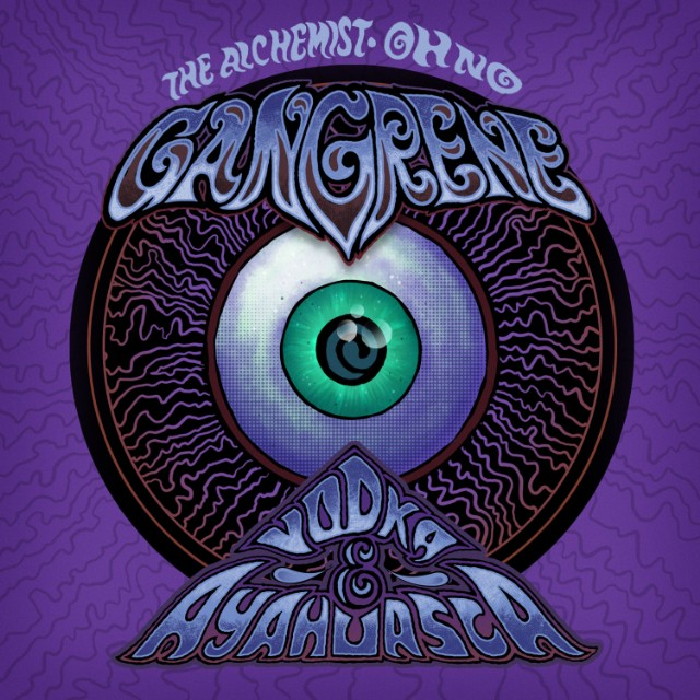 "Gangrene - ""Vodka & Ayahuasca"""