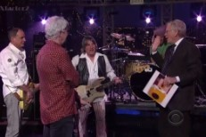 Guided By Voices Do <em>Letterman</em>, Narrowly Avoid Injury