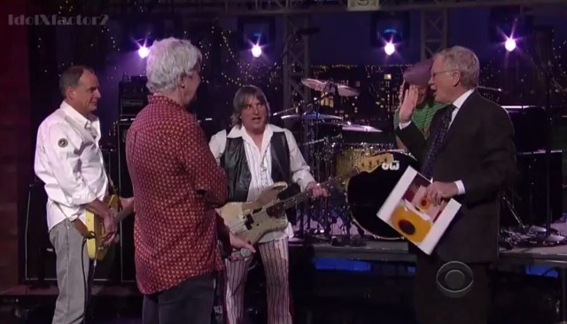 Guided By Voices on Letterman