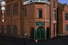 Morrissey on Google Earth