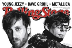 Black Keys Rolling Stone Cover