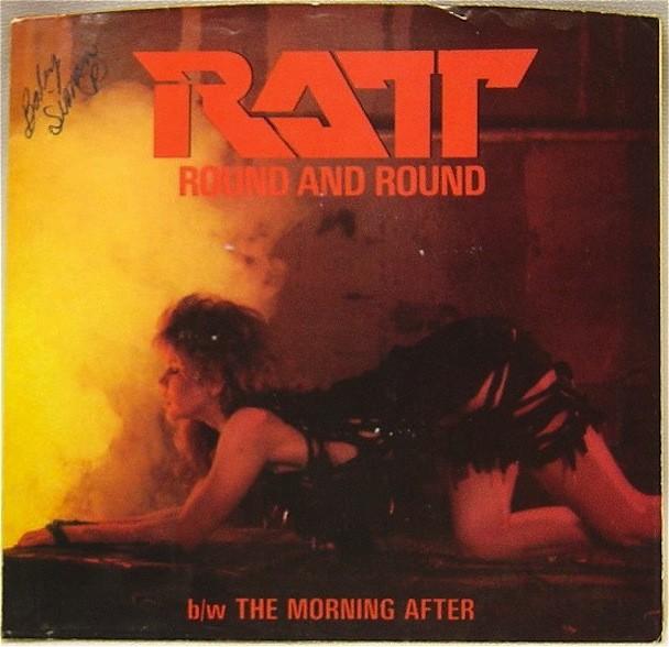 """Ratt - """"Round And Round"""""""