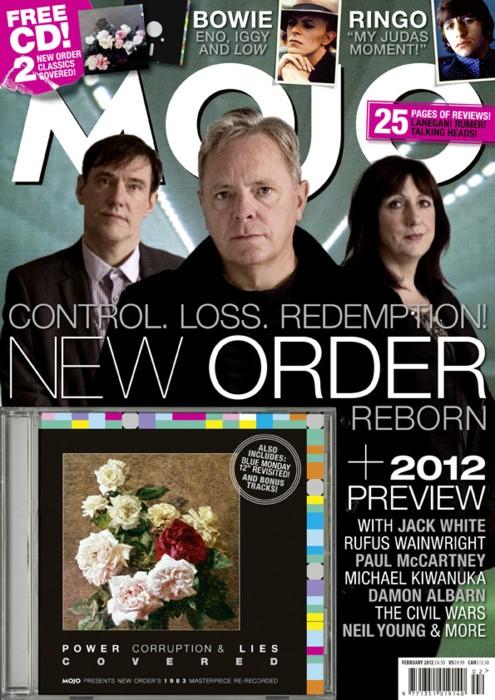 Mojo February 2012 - New Order
