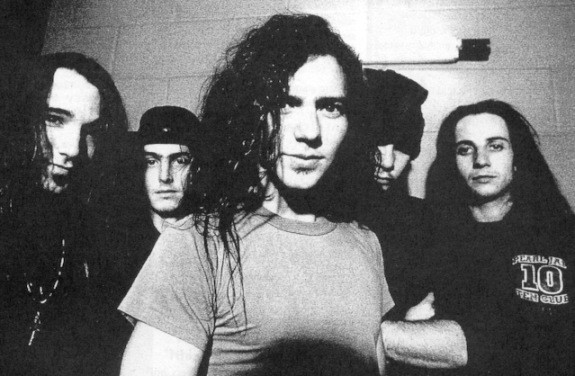 Pearl Jam In The '90s