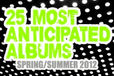 Stereogum's 25 Most Anticipated Albums - Spring/Summer 2012