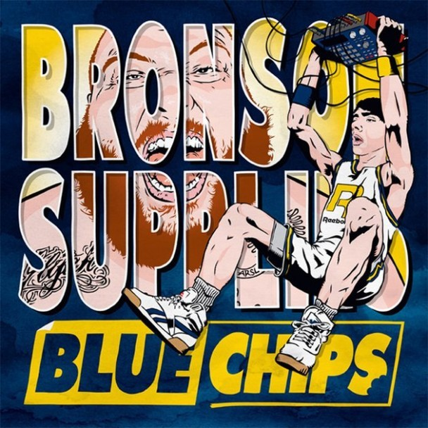 Action Bronson - Blue Chips