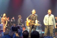 Watch Springsteen Joined By Arcade Fire, Tom Morello, Eric Burdon, And Others At SXSW