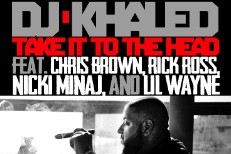 "DJ Khaled – ""Take It To The Head"" (Feat. Rick Ross, Nicki Minaj, Lil Wayne & Chris Brown)"