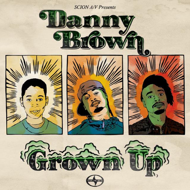 Danny Brown - Grown Up