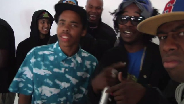 "Odd Future - ""Oldie"" Video"