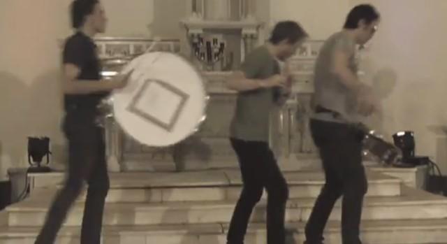 "Retribution Gospel Choir - ""The Stone (Revolution!)"" Video"