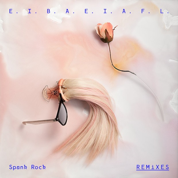 Spank Rock - Remixes