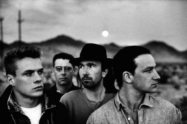 Song Joshua Tree The Joshua Tree Turns 25