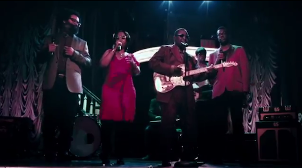 "Amadou & Mariam - ""Wily Kataso"" Video (Feat. Tunde & Kyp Of TV On The Radio)"