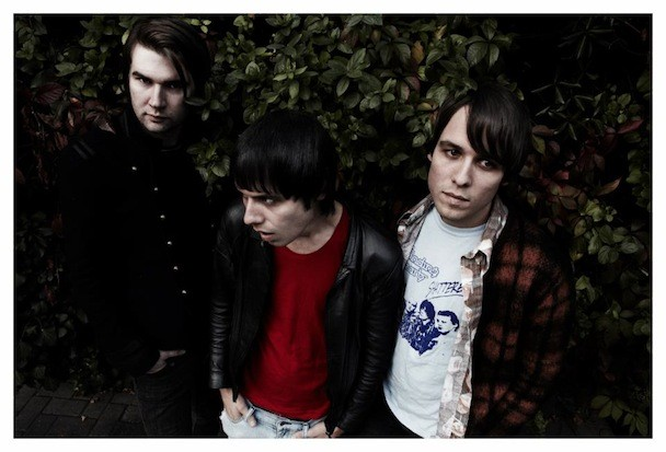 Progress Report: The Cribs