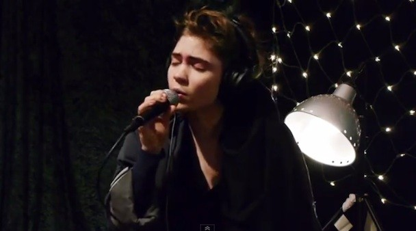 Watch Grimes' KEXP Session