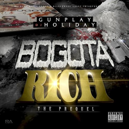 Gunplay - 'Bogota Rich' Mixtape