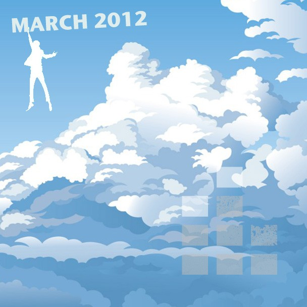 Stereogum Monthly Mix: March 2012