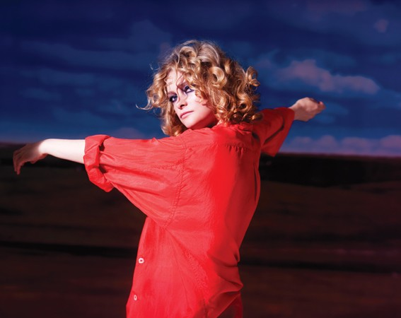 Progress Report: Goldfrapp
