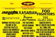 Reading & Leeds Lineup 2012