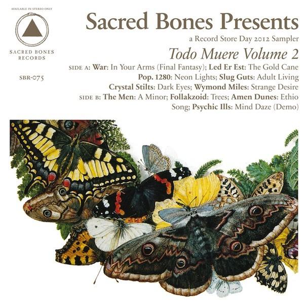 Sacred Bones - Todo Muere Vol. 2