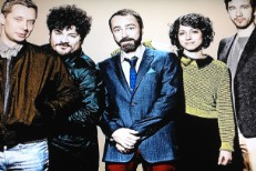 The Shins on SNL 3/11/12