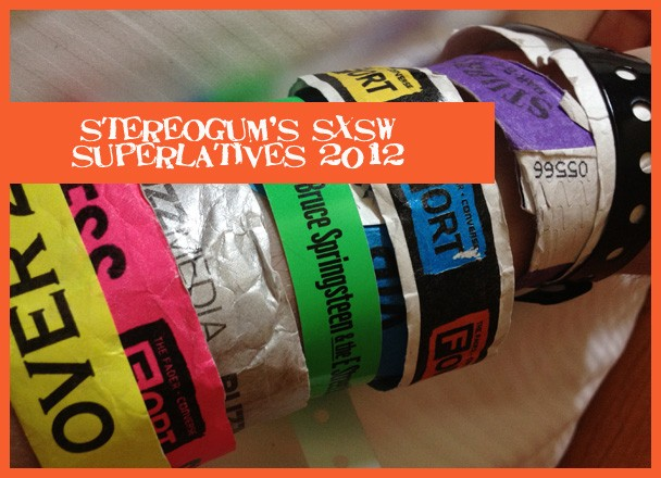 Stereogum's SXSW Superlatives 2012