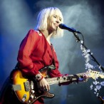 The Joy Formidable, A Place To Bury Strangers, Big Black Delta @ Mayan Theater, Los Angeles 3/14/12